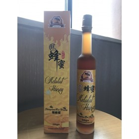 Premium Gift Pack Kelulut Bee Honey (Stingless Bee Honey) 银蜂蜜 - 520gm